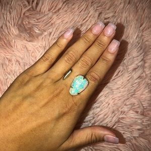 Kendra Scott Opal Ring